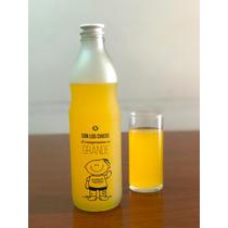 Eco Botella De Vidrio Agua / Jugo - Fundación Garrahan