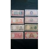 Billetes Antiguos De Chile En Perfecto Estado