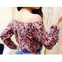Blusas Floreadas Para Mujer
