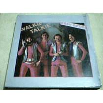 Disco Lp Easy Action - Walkie Talkie - Disco Single