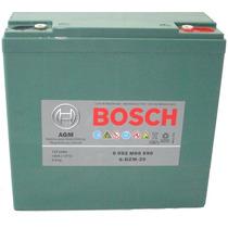 Bateria Bosch Cadeira De Rodas Da Ortobras Selada 12v 24ah