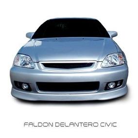 Faldon Delantero Honda Civic 1998-2000 V-tec