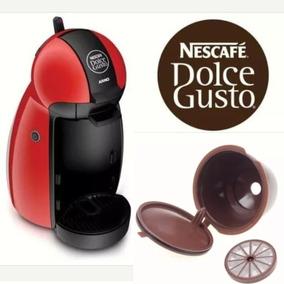Refil Dolce Gusto Reutilizável - Capsula Filtro Café Unidade