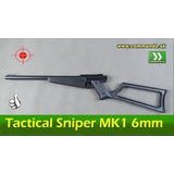 Rifle Sniper Airsoft Green Gas Balin Francotirador Asg 6mm