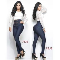 Calca Jeans W3 Cintura Alta Prazo De Envio 25 Dias Uteis