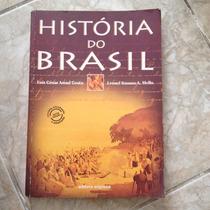 Livro História Do Brasil - Ensino Médio - Editora Scipione
