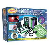 407 Investigación Huellas Digitales C/ Luz Uv Mi Alegría 8+