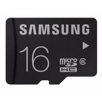 Cartão Micro Sd 16gb Classe 6 Xperia Milestone Galaxy M Me24