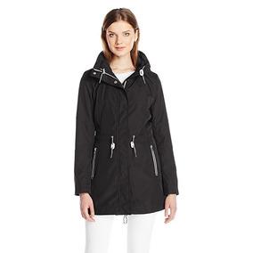 Gabardina Jessica Simpson Impermeable Trench Coat Abrigo S