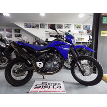 Yamaha Xt660r Azul 2014