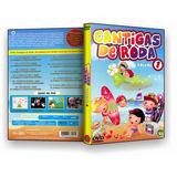 Dvd Cantiga De Roda* Vol.1