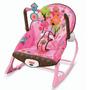 Fisher Price Cadeirinha Balanço Cia Sonho Rosa X7032 Mattel