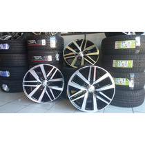 Jogo Roda Toyota Hilux Sw4 Srx 2016 Aro 22 6x139 +pneus