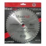 Disco De Corte Para Aluminio 7-1/4 48d X5/8 Maxicut Smx748a