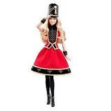Muñeca Barbie Fao Schwarz 150º Aniversario Soldado