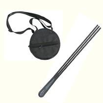 Capa Bag Para Tamborim Extra Luxo + Baqueta Tripla
