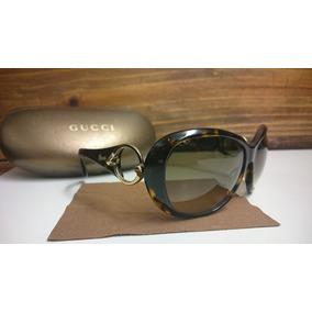 Oculos De Sol Feminino Gucci Original Usado - Óculos De Sol Gucci ... e7ea7e70f5