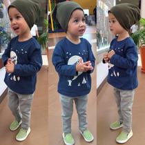 Beanie (gorro Holgado) Para Bebés Y Niño (sombrero,boina)