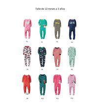 Carters Pijamas Ositos De Recién Nacido A 3 Años!! Divinos!!