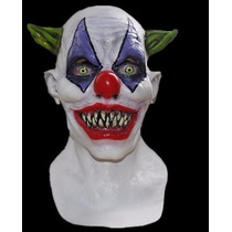 Mascaras Halloween Payasos Zombies Trump Disfraces Fiestas