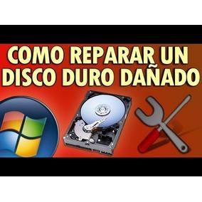 5 Programas Reparar Disco Duros . 10,mil Bsf