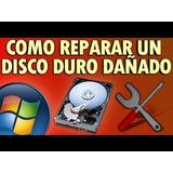 5 Programas Reparar Sectores Dañados De Disco Duro. 3000 Bsf