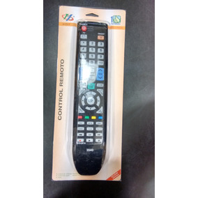 Control Remoto Reemplazo Para Samsung Lcd.