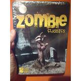Zombie Classics 2 Dvds 4 Peliculas Lata Original Importada