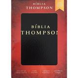 Bíblia De Estudo Thompson Capa Covertex Couro Simulado