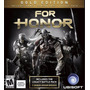 For Honor Gold Edition Juego Pc Steam Original