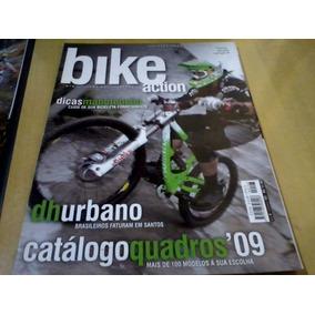 Revista Bike Action Nº103 Catálogo Quadros 09