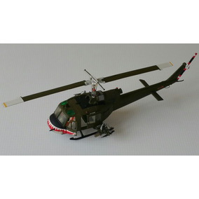 Franklin Mint Helicóptero Us Army Bell Uh-1d Huey 1/48 Raro