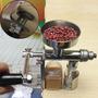 Aceite Inoxidable Prensa Máquina Manual Aceite Expulsor