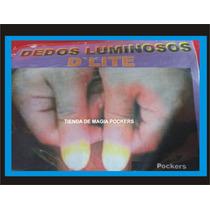 Trucos De Magia Dedos Luminosos D Lite Luz En Las Manos