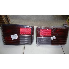 Par Lanterna Traseira Fiat 147 Completa 79 80 81 82 Vermelha