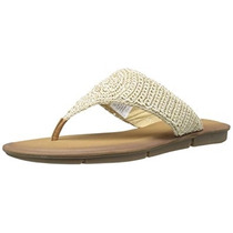 Sandalia/huarache Skechers Indulge 2-beach Angel Originales