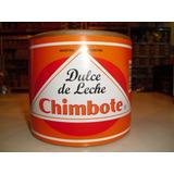 Dulce De Leche Chimbote Pote De Cartón X1/2 Kilo
