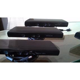 Kinect Xbox 360 - Semi-novo Com Jogo Original