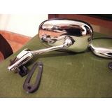 Espejo Exterior Adaptable Dkw Auto Union Metal-cromado