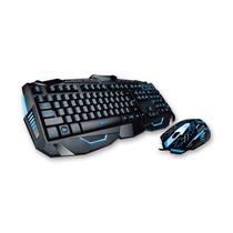 Teclado Mouse Gamer Noga Game Retroiluminado Usb