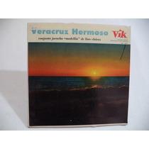 Conjunto Jarocho ´medellin´ Veracruz Hermoso Lp 10 Pulgadas