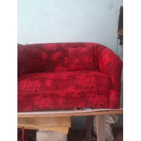 Vendo Este Sofa De Dois Lugares E Esta Poltrona