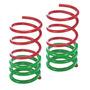Kit 2 Espirales Resortes Progresivos Delanteros Vw Bora