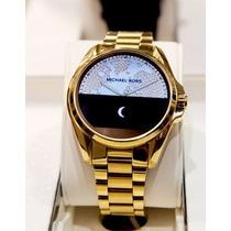 Michael Kors Digital Smartwatch Access Dourado/rose Nobrasil