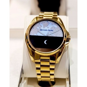 Michael Kors Digital Smartwatch Access Dourado/rose Nobrasil