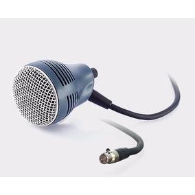 Microfone Para Gaita Jts Cx 520 Supercardiode Profissional