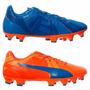 Zapatos Futbol Soccer Evospeed 4 H2h Fg Jr 01 Puma 103728