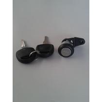 Cilindro Com Chave Porta Monza 91 À 96 Preto