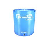 Cisterna Vertical 20000 L Plastico Reforçado Fibra De Vidro