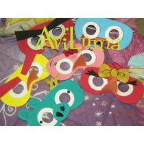 Antifaces De Los Angry Birds Precio Por 40